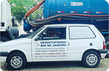 Desentupimento - Rio de Janeiro | Desentupidora RJ